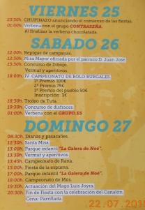 Programa fiesta 3